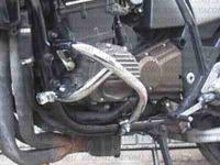 Padací rám Kawasaki Z750/Z1000