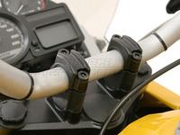 Zvýšení řídítek SW-MOTECH + 30 mm pro BMW R 1200 GS 04-07