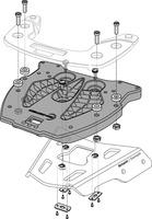 Adapter plotna GPT pro kufr Krauser