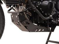 Hliníkový kryt motoru SW-MOTECH černý pro triumph Tiger 1050i