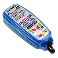 Nabíječka baterií Optimate 3 SAE New TM430