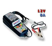 Nabíječka OPTIMATE 6, 12V – 5A (TM180) + tester Optimate 123