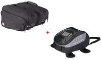 SET - magnetový tankvak 8l + brašny 2x15l Moto Detail