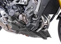 Klín pod motor Puig Yamaha MT-09 13-15 carbon look