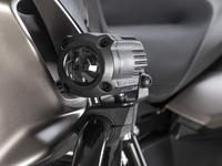 SW-Motech univerzální držák světel HAWK prům. 22, 26, 27, 28 mm , barva černá