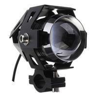 Universální přídavné LED světlo Cree včetně vypínače černé