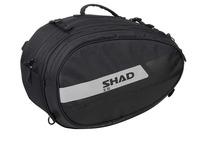 Texilní brašny Shad SL58 2x29 litrů