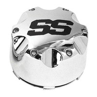 SS ALLOY 4/156 CHROME CAP