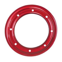 10´´ TRAC LOCK RING RED