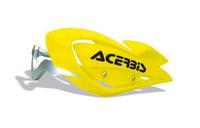 Acerbis kryt páček s výztuhou ATV, žlutá
