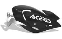 Acerbis kryt páček s výztuhou ATV, černá