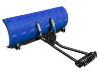 SHARK sněhová radlice 132 cm, modrá, včetně adaptéru