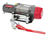 COMEUP Cub 4 12V STD, 4000lbs, steel rope