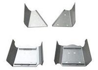 Ricochet ATV Polaris Sportsman 500/700/800 X-2, A-Arm skidplates