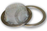 USFS Spark Arrestor Screen / Complete with Spacer Ring