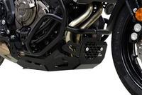 Kryt motoru Ibex Yamaha MT-07 Tracer černý