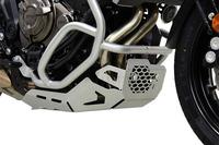 Kryt motoru Ibex Yamaha MT-07 Tracer sříbrný