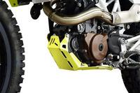 Kryt motoru Ibex Husqvarna 701 Enduro žlutý