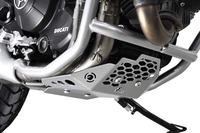 Kryt motoru Ibex Ducati Scrambler 800 stříbrný