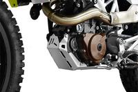 Kryt motoru Ibex Husqvarna 701 Enduro stříbrný