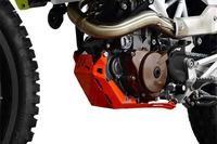 Kryt motoru Ibex Husqvarna 701 Enduro oranžový