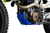 Kryt motoru Ibex Husqvarna 701 Enduro modrý
