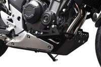 Kryt motoru IBEX Honda CB 500 X černý 2013-2018