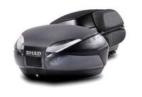Kufr SHAD SH48 Tmavě šedý vč. opěrky a karbonového víka Zdarma (v hodnotě 2 400,-)