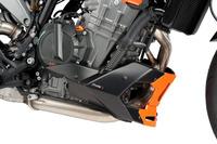Klín pod motor PUIG pro KTM Duke 790 matná černá 2018-