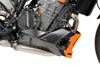 Klín pod motor KTM Duke 790 Carbon Look 2018-