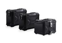 Adventure set hliníkových kufrů TRAX ADV černé provedení KTM 790 Adventure / R (19-)