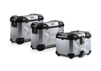 Adventure set hliníkových kufrů TRAX ADV stříbrné provedení KTM 790 Adventure / R (19-)