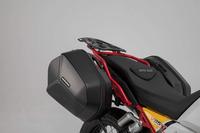 Moto Guzzi V85 TT (19-) - sada bočních kufrů AERO ABS 25 l. s nosiči, SW-Motech