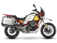 Montážní sada 4P systém SHAD M0VT894P (pro kufry TERRA) Moto Guzzi V85 TT