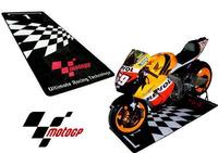 Bike- it Moto koberec MOTO GP 183cm x 75cm