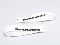 Plasty VPS pro Barkbusters chrániče - bílé s černým rozšířením