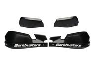 Plasty VPS pro Barkbusters chrániče - černé s černým rozšířením