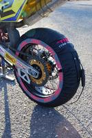 Nahříváky pneumatik Tyrex Motard Evo 2 s regulací teploty