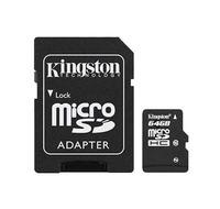 Kingston™ Micro SDXC 64GB Cl.10 + SD adaptér