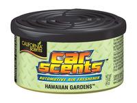 CALIFORNIA SCENTS CAR SCENTS (HAWAIIAN GARDENS) 42 G