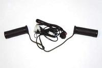 Vyhřívané rukojeti KOSO Heat Grips 25 mm pro motorky