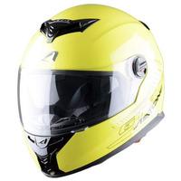 Moto přilba ASTONE GT800 fluo žlutá