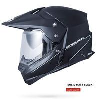 Enduro přilba MT Synchrony Duosport SV černá matná
