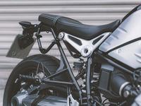 Ducati Scrambler 800 (15-) levý nosič SLC boční tašky LC-1 / LC-2 / Urban ABS HTA.22.577.10000