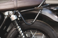 Triumph Bonneville T120 (16-) - levý nosič SLC boční tašky LC-1 / LC-2 / Urban ABS HTA.11.743.10000