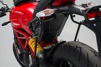 SLC boční nosič levý Ducati Monster 821 (18-), 1200 / S (17-19)
