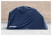 Motocyklová garáž Armadillo Shelter - vělká (345 cm X 137 cm X 190 cm)