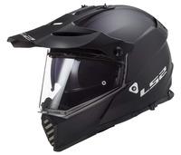 LS2 MX436 PIONEER EVO SOLID MATT BLACK