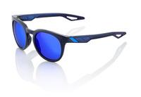 Sluneční brýle CAMPO Polished Translucent Blue, 100% (zabarvená modré skla)