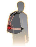 Světelný pás Commuter X4 s LED světlem pro aktivní ochranu, OXFORD (na tělo nebo  na batoh)
